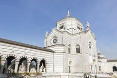 Cimitero Monumentale Royalty Free Stock Photos