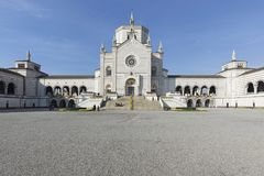 Cimitero Monumentale Royalty Free Stock Photo