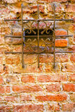 milan  in italy old church      abstract  background stone Royalty Free Stock Images