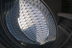 Milan Italy, Palazzo Lombardia, modern building Stock Photos