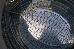 Milan Italy, Palazzo Lombardia, modern building Stock Images