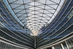Milan Italy, Palazzo Lombardia, modern building Royalty Free Stock Images