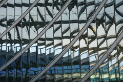 Milan Italy, Palazzo Lombardia, modern building Stock Photography