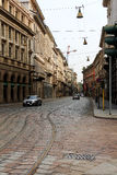 Milan Italy Street View Royalty Free Stock Photos