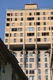 Milan Italy: Torre Velasca Stock Photo