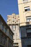 Milan Italy: Torre Velasca Royalty Free Stock Photos