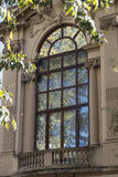 Milan Italy. window in Citylife Royalty Free Stock Images