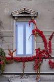 Milan Italy, window at Citylife Royalty Free Stock Photo
