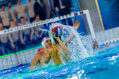 MILAN,  JANUARY  22:  G. Bini ( white cap, Bpm Sport Management Royalty Free Stock Image