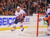 Milan Jurcina New York Islanders Stock Photo