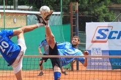 Milan Kucera - futnet Royalty Free Stock Images