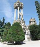 Milan landmark Royalty Free Stock Photos