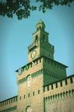 Milan landmark Royalty Free Stock Photo