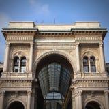 Milan landmark Stock Photo