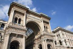 Milan landmark Royalty Free Stock Photography