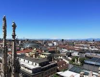 Milan, landscape view Stock Image