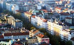 Milan, landscape view Stock Photos