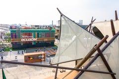 Milan les 2015 - les Kowéit - Equateur photos stock