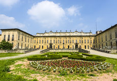 Milan (Lombardie, Italie) : Villa Arconati photos libres de droits