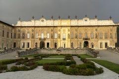 Milan Lombardy, Italia: Villa Arconati Fotografia Stock Libera da Diritti