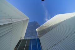 Isozaki  tower at Citylife, in Milan Stock Photo