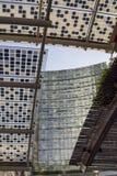 Milan, Italy: the new Gae Aulenti square Stock Photos