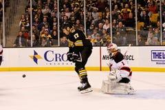 Milan Lucic Boston Bruins #17. Stock Photos