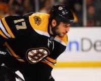 Milan Lucic, Boston Bruins in avanti Fotografia Stock