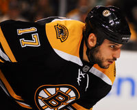 Milan Lucic Boston Bruins Stock Images
