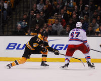 Milan Lucic, Boston Bruins forward. Royalty Free Stock Photography