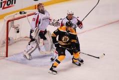 Milan Lucic Boston Bruins framåtriktat Royaltyfri Foto