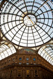 Milan - Luxury Gallery Royalty Free Stock Images