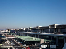 Milan Malpensa airport. Milano Malpensa airport (MXP) in Milan, Italy Royalty Free Stock Photo