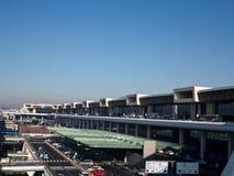 Milan Malpensa flygplats Royaltyfri Foto