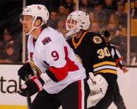 Milan Michalek Ottawa Senators Stock Photo