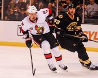 Milan Michalek Ottawa Senators Royalty Free Stock Photo