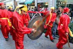 Milan, Milan, nouveau year'eve chinois Image stock