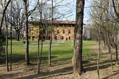 Milan,milano bicocca degli arcimboldi Stock Photography