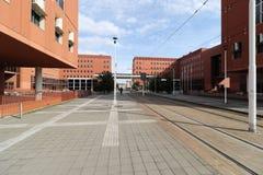 Milan,milano bicocca university Stock Photos