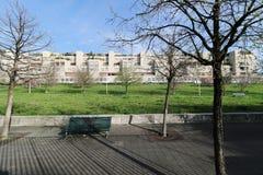 Milan,milano bicocca university Stock Image