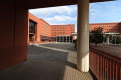 Milan,milano bicocca university Royalty Free Stock Image