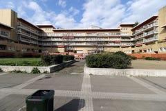 Milan,milano bicocca university Royalty Free Stock Photography
