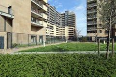 Milan,milano bicocca university Royalty Free Stock Photos