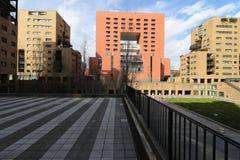 Milan,milano bicocca university Royalty Free Stock Images