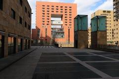 Milan milano bicoccauniversitet Fotografering för Bildbyråer