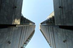 Milan,milano cesar pelli tower Stock Images
