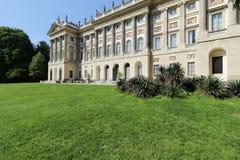 Milan,milano the royal villa Stock Photo