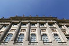 Milan,milano the royal villa Stock Image
