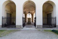 Milan,milano the royal villa Royalty Free Stock Photography