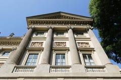 Milan,milano the royal villa Royalty Free Stock Images